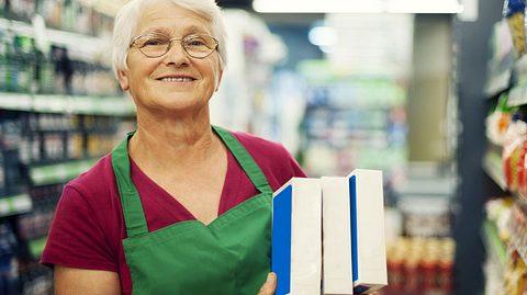 7 Jobs für Rentner
