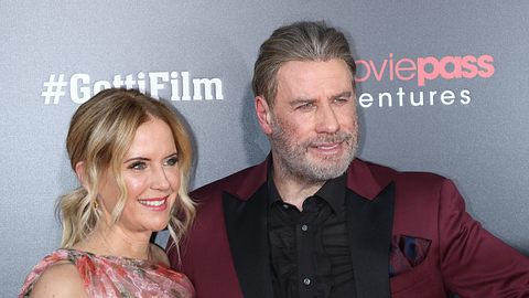 Kelly Preston und John Travolta.  - Foto: Jim Spellman / Kontributor / Getty Images