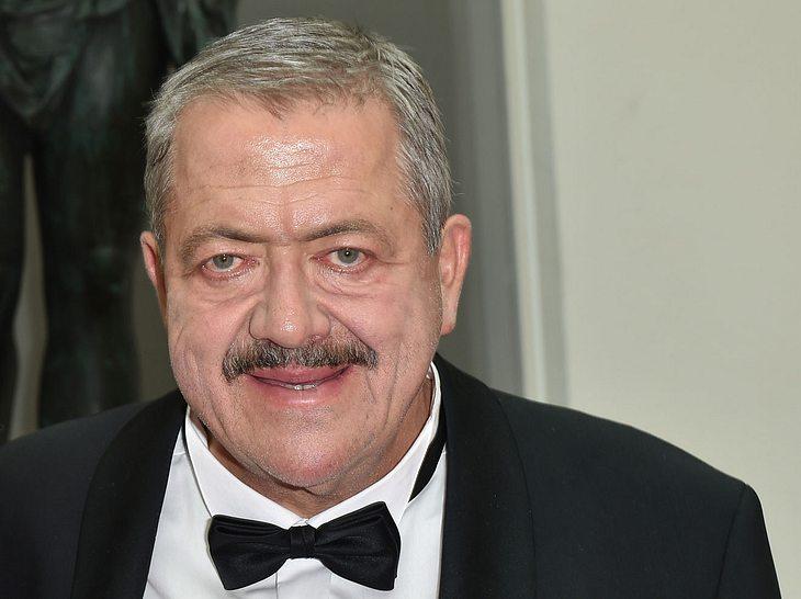 Joseph Hannesschlaeger im Jahr 2018 in München.