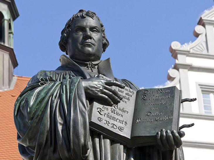 Zu den Jubiläen im Jahr 2017 zählt auch der 500. Jahrestag der Reformation.