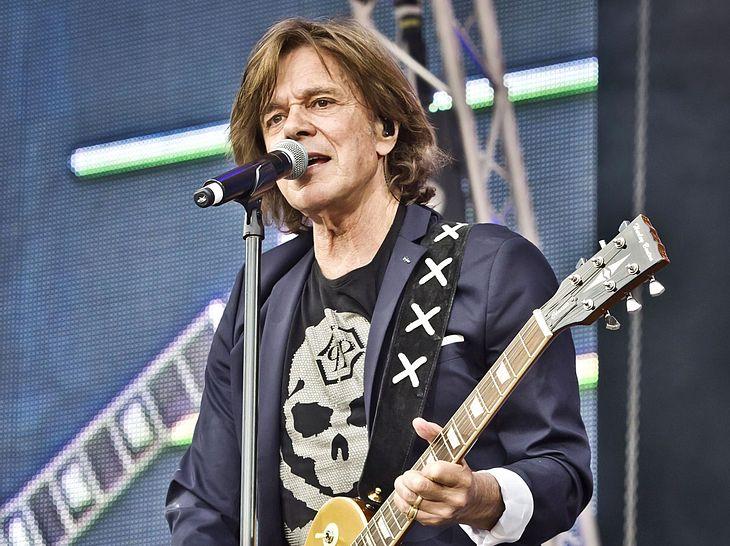 Sänger Jürgen Drews ist bis heute nicht von der Bühne wegzudenken.