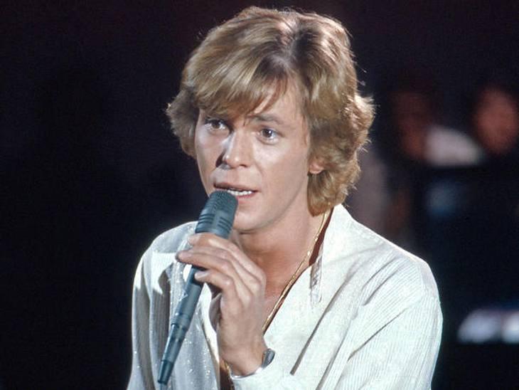 Sänger Jürgen Marcus verstarb im Mai 2018.