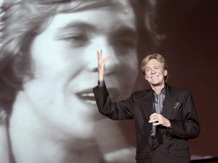 Schlagersänger Jürgen Marcus war vor allem in den 70ern sehr erfolgreich.