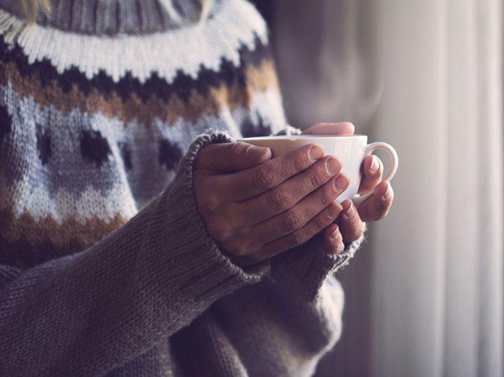Kältekrankheit: Störungen der Gefäßregulation