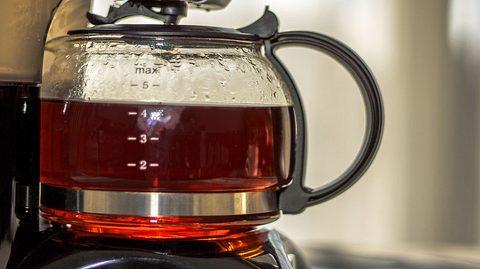 Kaffemaschine entkalken