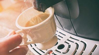 Kaffeepadmaschine entkalken
