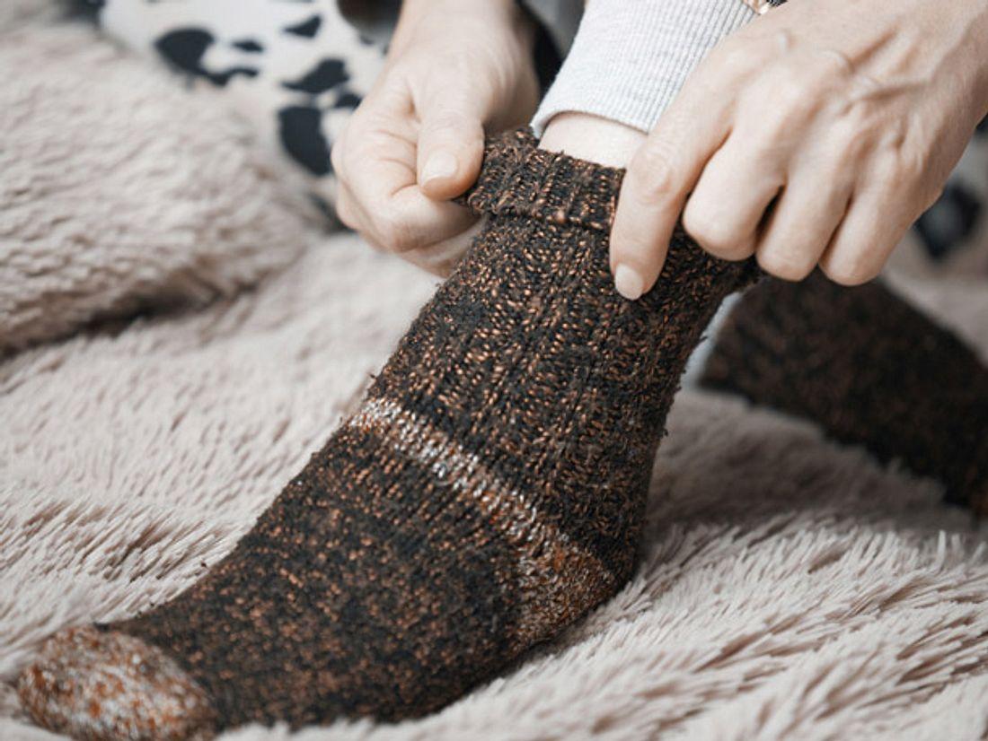 Tipps gegen kalte Füße.
