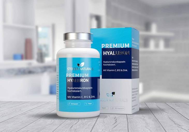 Hyaluron Premium Kapseln