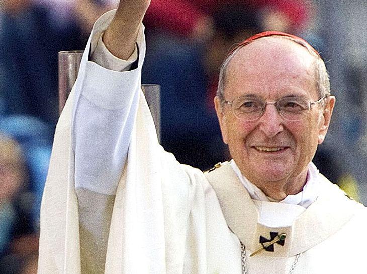 Der emeritierte Erzbischof von Köln, Kardinal Joachim Meisner, ist tot.