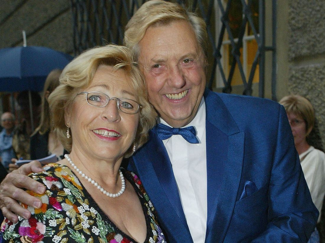 Karl und Edith Moik