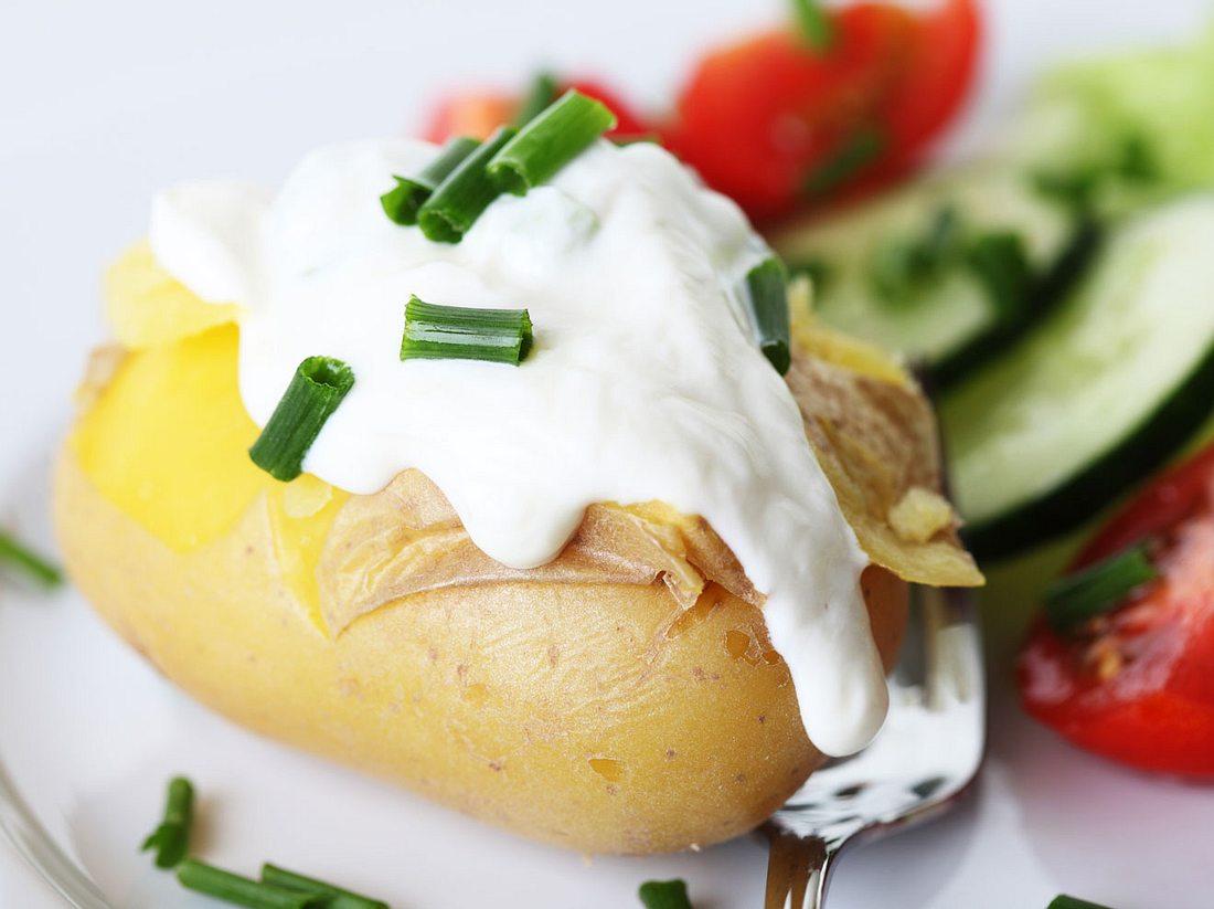 Die Kartoffel-Quark-Diät: Abnehmen ohne Verzicht