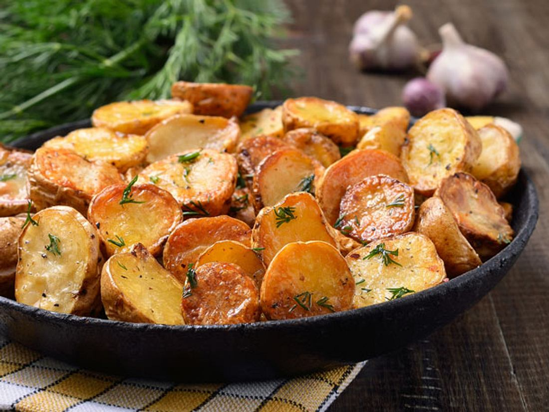 Vier tolle Rezepte für Kartoffeln mal anders.