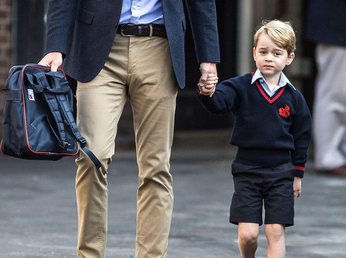 Kate Middleton: Sorge um Prinz Georges Sicherheit?