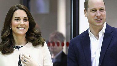 Kate und William sind zum dritten Mal Eltern geworden. - Foto: Chris Jackson / Getty Images