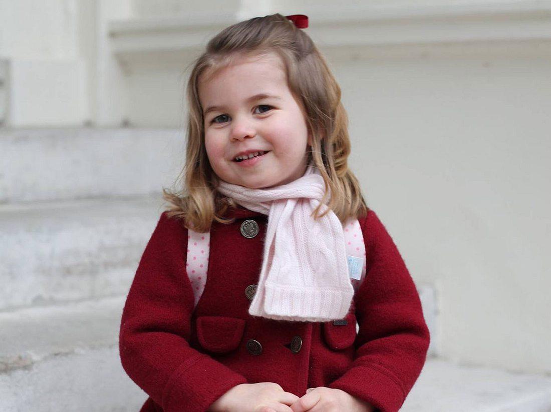 Kate Middleton: Prinzessin Charlottes erster Tag im Kindergarten