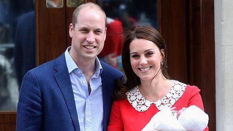 Ein weiterer Sohn für William und Kate - Foto: Chris Jackson / Getty Images
