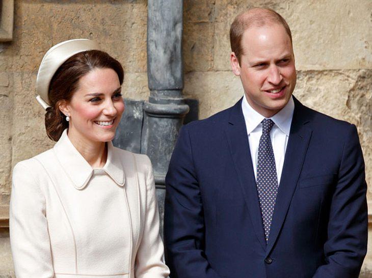 Kate Middleton & Prinz William in Deutschland: So verläuft ihr Besuch