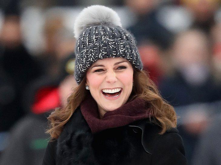 Kate Middleton: Diskussionen um ihre Bommelmütze