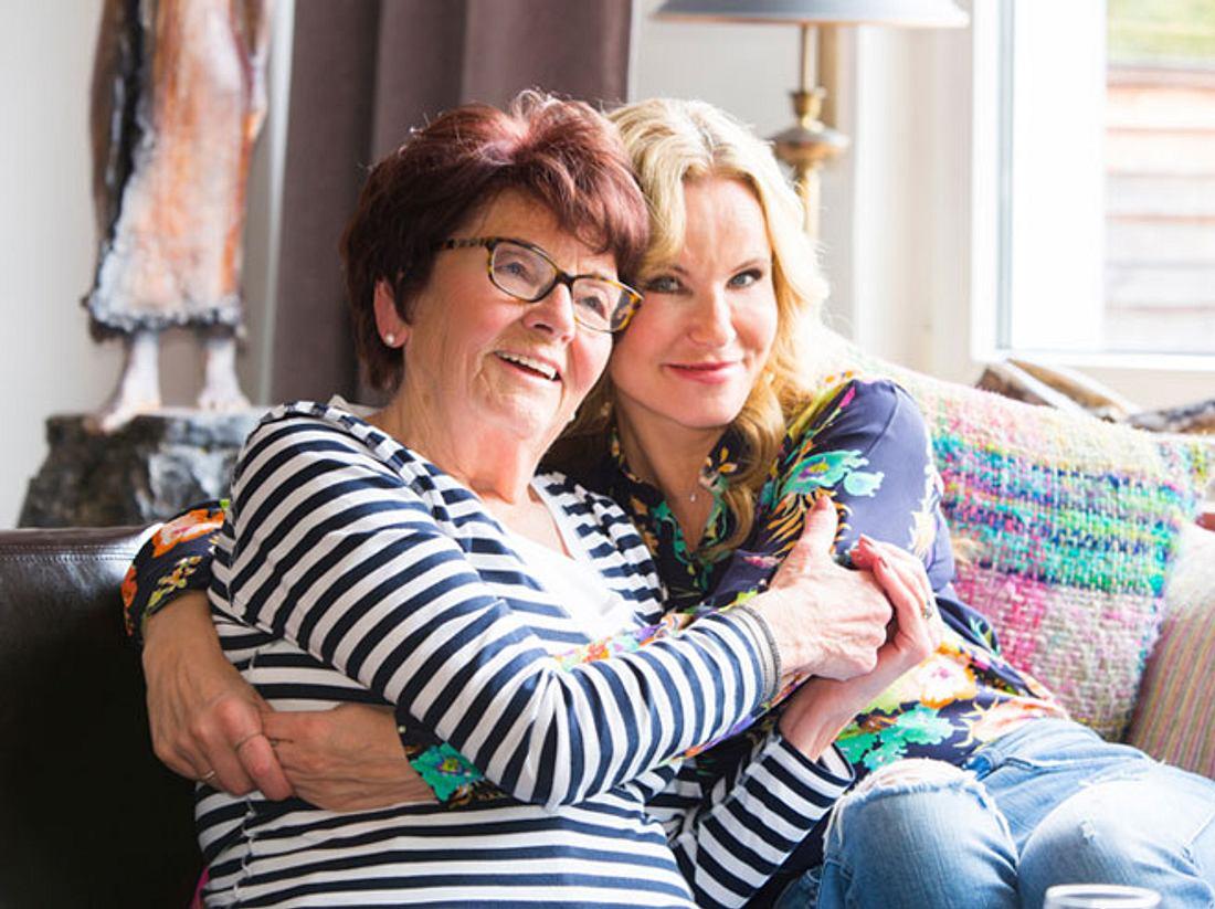 Katja Burkhard im Interview: Großartig, wie du Papa gepflegt hast