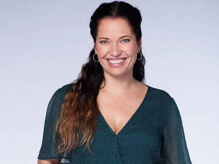 Katja Frenzel spielt Tina Richter bei 'Rote Rosen'.
