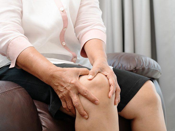 Der Unterschied zwischen Knie knacken und knirschen ist enorm.