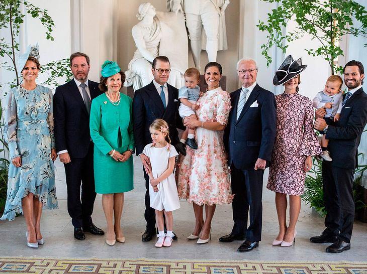 König Carl Gustaf XVI entbindet seine Kinder von ihren royalen Pflichten.