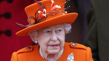 Königin Elizabeth und ihre Blüten
