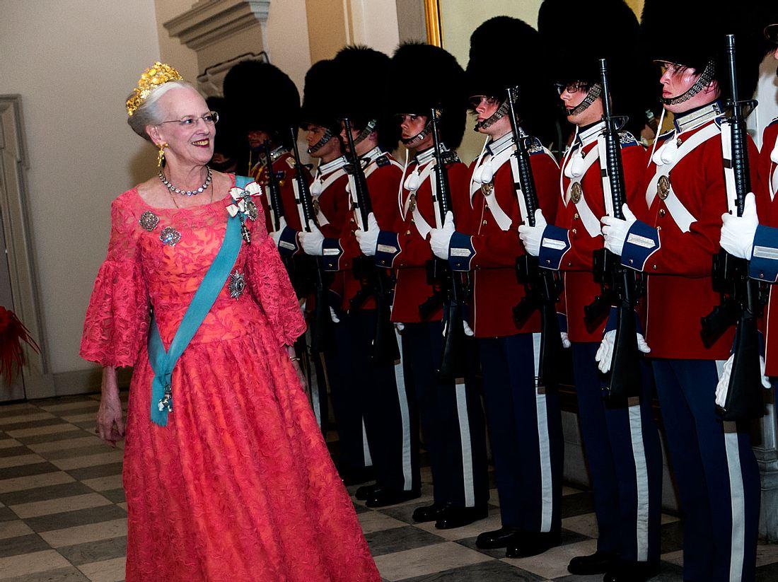 Königin Margrethe liebt ihre Position als Regentin sehr.