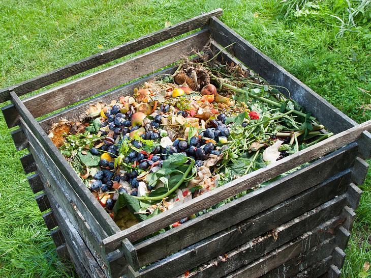 Kompost anlegen: Schritt für Schritt