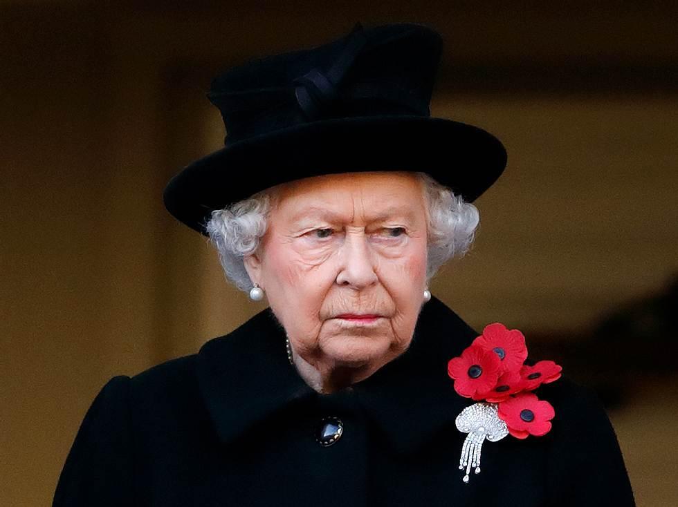 Königin Elisabeth II. ist in Trauer.