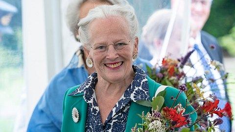 Königin Margrethe im Jui 2020. - Foto: CLAUS FISKER/Getty Images
