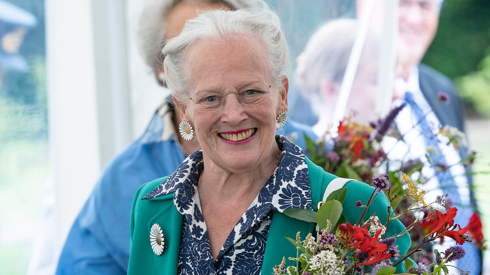 Königin Margrethe im Jui 2020. - Foto: CLAUS FISKER/Getty Images
