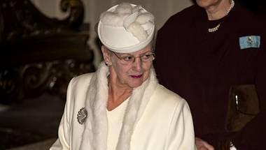 Königin Margrethe mit Blumenstrauß - Foto: Getty Images/ Ole Jensen