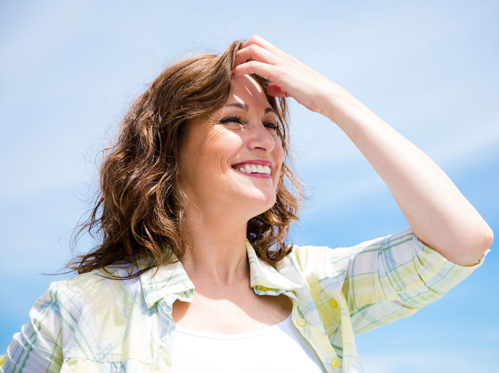 Was hilft gegen dünne Haare bei Frauen in den