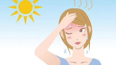 Kreislaufprobleme bei Hitze: Was hilft gegen Schwindel & Co.?