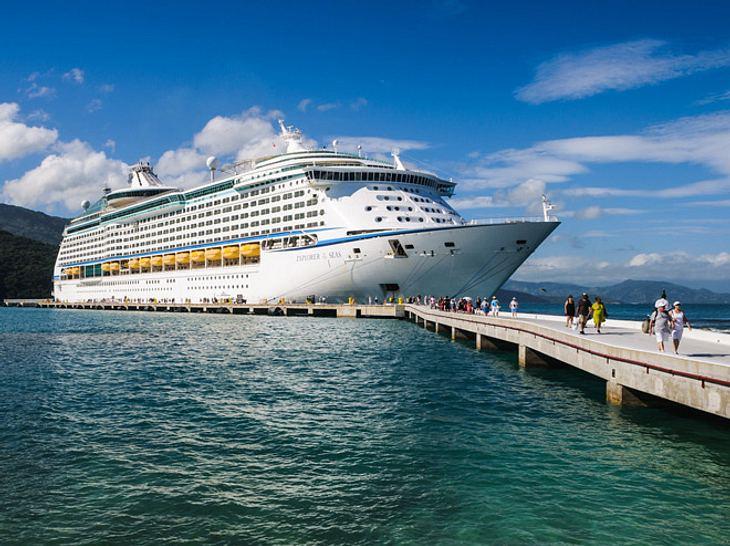 Diese Kreuzfahrtschiffe laufen 2017 vom Stapel