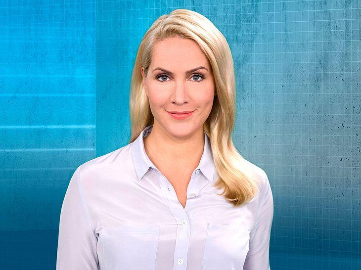 Judith Rakers moderiert die neue Sendung Kriminalreport.