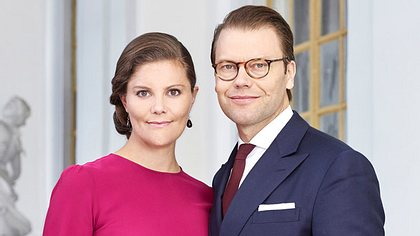 Victoria & Daniel: Eine Kennlerngeschichte wie im Märchen - Foto: Anna-Lena Ahlström, The Royal Court, Sweden