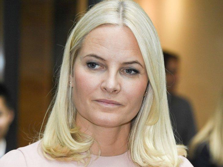 Kronprinzessin Mette-Marit: Sie leidet an einer Lungenkrankheit