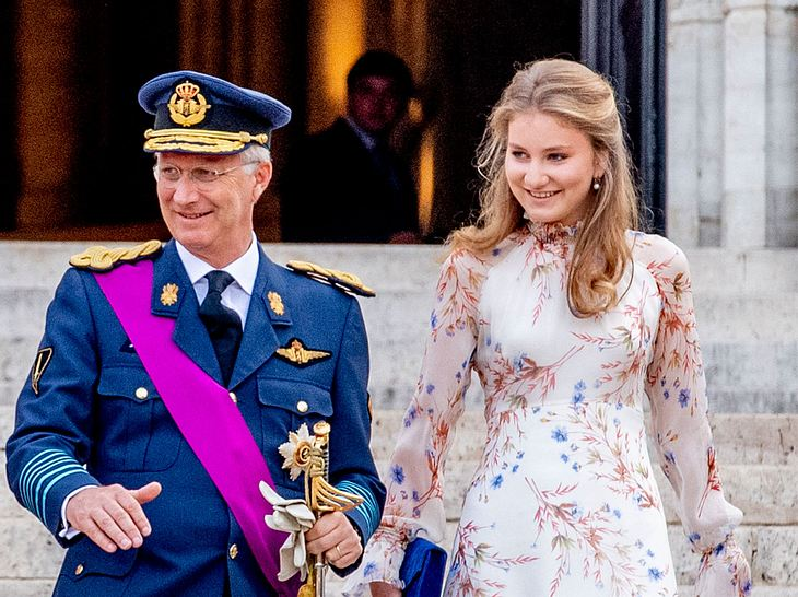 Die belgische Kronprinzessin feiert am 25. Oktober in Belgien ihre Volljährigkeit.