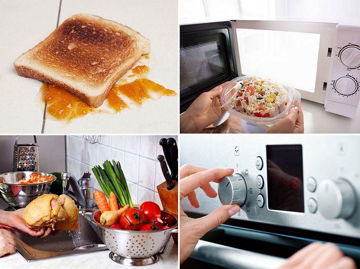 Küchen-Mythen im Check