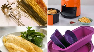 Küchenhelfer zum Kalorien sparen