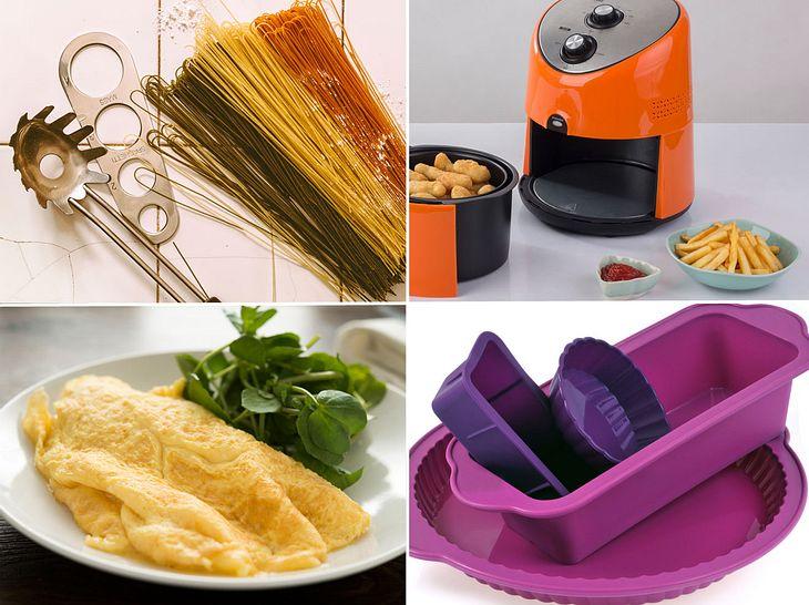 Mit diesen Küchenhelfern lassen sich Kalorien sparen