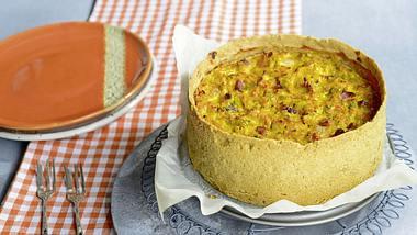 Kochen für Diabetiker: Herbstliche Kürbisquiche - Foto: Diabetes-Journal