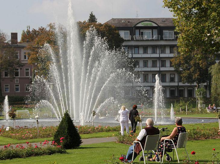 5 herrliche Kurparks in Deutschland