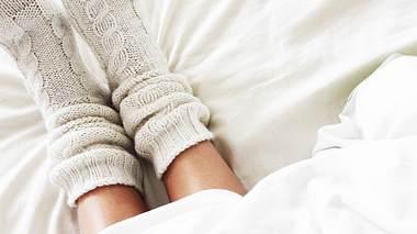 Nie mehr kalte Füße! 3 gute Gründe für Kuschelsocken