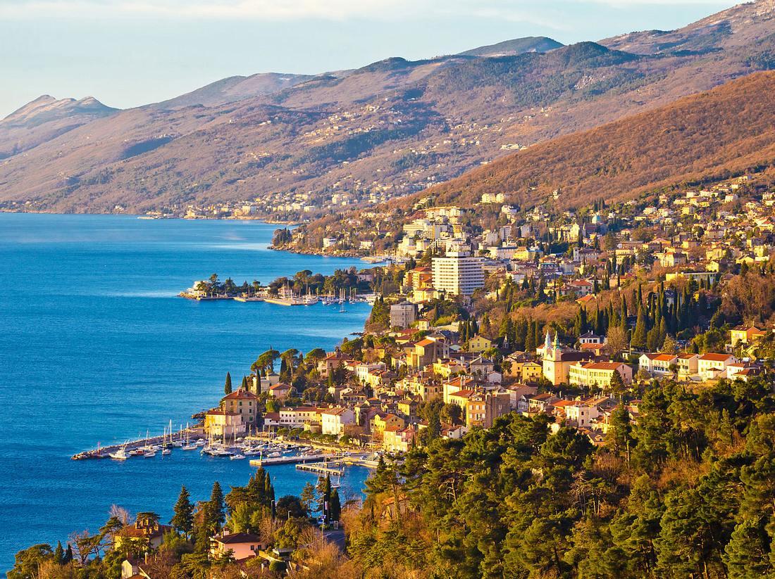 So schön ist Kroatien im Herbst.