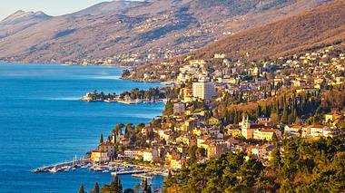 So schön ist Kroatien im Herbst. - Foto: xbrchx / iStock