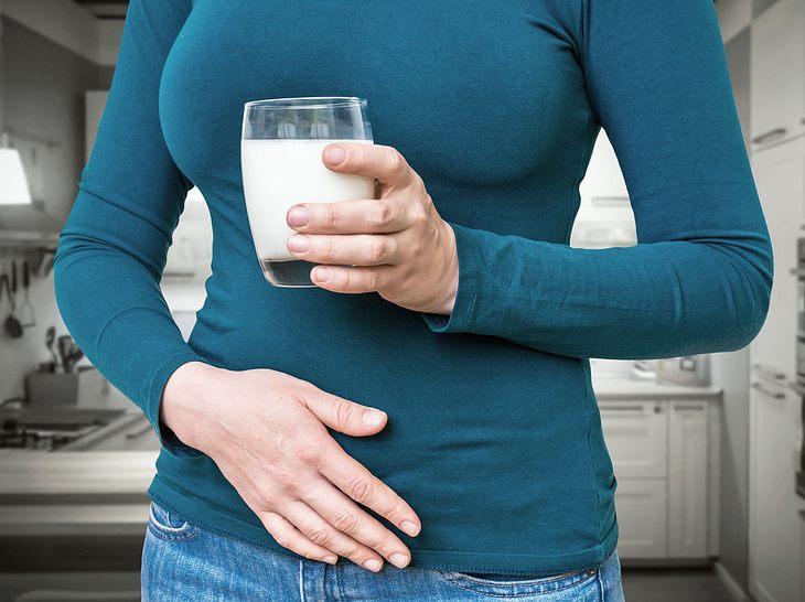 Laktoseintoleranz diagnostizieren.