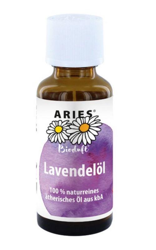 Aries Natürliches ätherisches Lavendel-Öl aus biologischem Anbau